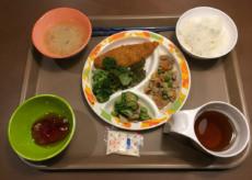 今日の夕飯は。